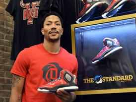 D Rose and adidas Launch D Rose 5 Boost in Chicago 13