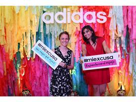 adidas presentó su nueva campaña #miexcusa 30