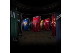 NBA Swingman Jersey 1