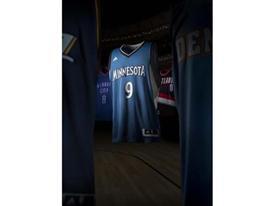 NBA Swingman Jersey 16