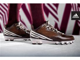adidas Texas A&M 1939 Throwback Cleat
