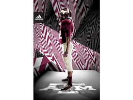adidas Texas A&M 1939 Throwback Side