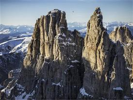 Highlining in the Dolomites 18