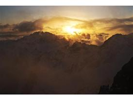 Mountaineering in High Tatras 1