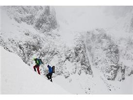 Mountaineering in High Tatras 3