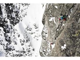 Mountaineering in High Tatras 9