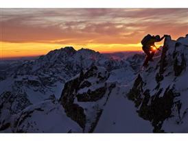 Mountaineering in High Tatras 11