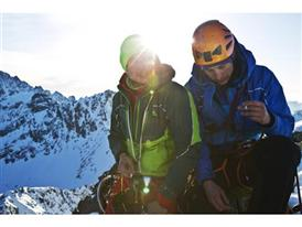 Mountaineering in High Tatras 13