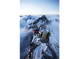 Mountaineering in High Tatras 17