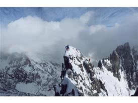 Mountaineering in High Tatras 22