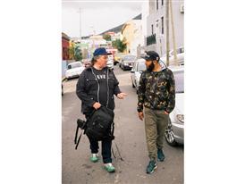 SNKR FRKR visits South Africa 9