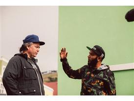SNKR FRKR visits South Africa 10