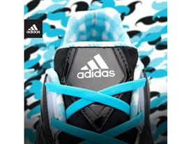 adidas Baseball Boost Movember Tongue Detail