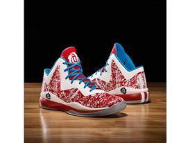 UL Armed Forces D Rose 773 III