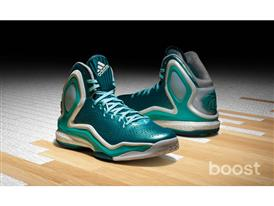 adidas D Rose 5 Boost The Lake, G98705, 2, H