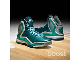adidas D Rose 5 Boost The Lake, G98705, 2, Sq