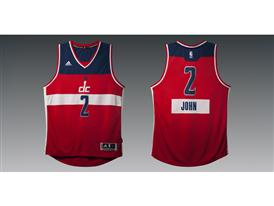 adidas-NBA Christmas Day, Washington Wizards, John