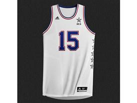 adidas NBA All-Star East Jersey, Sq