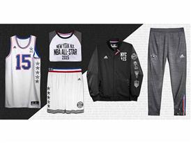 adidas NBA All-Star Collection Lay Down East, H