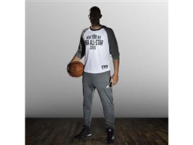 adidas NBA All-Star Shooting Shirt, Sq