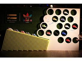 Pharrell Williams und adidas feiern ihre Kollaboration in LA 7