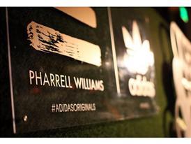 Pharrell Williams und adidas feiern ihre Kollaboration in LA 11