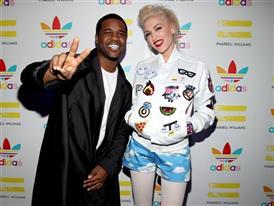 Pharrell Williams und adidas feiern ihre Kollaboration in LA 35
