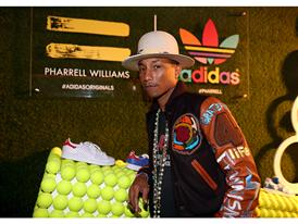 Pharrell Williams And Adidas Celebrate Collaboration 53