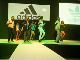 Adidas Ghana Launch