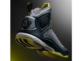 adidas D Rose 5 Boost Broadway Express, Detail 1, C76491, Sq