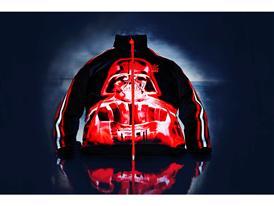 Star Wars Good vs Evil adidas Originals SS15 Darth Vader Track Top