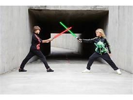 Star Wars Good vs Evil adidas Originals SS15 Model 05