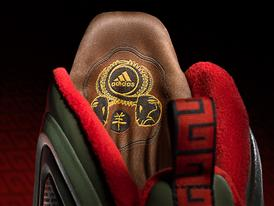 adidas D Rose 5 CNY Pack, Detail 2