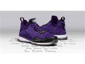 D Lillard 1 Purple (S85153) H