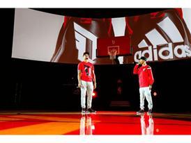 adidas D Lillard 1 Launch 9