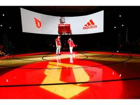 adidas D Lillard 1 Launch 12