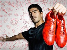 adidas TWBH - Suarez boots