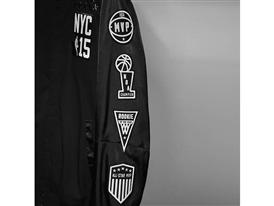 adidas NBA All-Star 2015 Jacket Sleeve