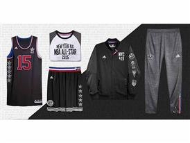 adidas NBA All-Star Collection Lay Down West