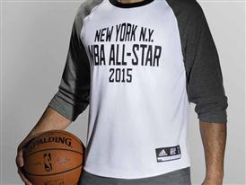 adidas NBA All-Star Shooting Shirt