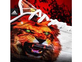 adidas Uncaged Lion 4