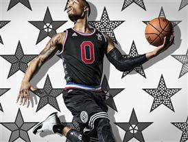 D Lillard All-star 8