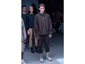 adidas Originals x Kanye West YEEZY SEASON 1 - Runway 2