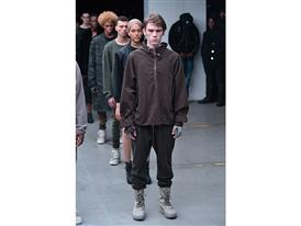 adidas Originals x Kanye West YEEZY SEASON 1 - Runway 34
