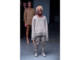 adidas Originals x Kanye West YEEZY SEASON 1 - Runway 48
