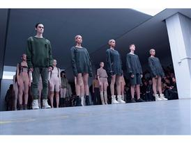 adidas Originals x Kanye West YEEZY SEASON 1 - Runway 67