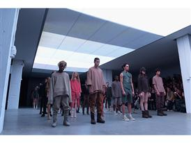 adidas Originals x Kanye West YEEZY SEASON 1 - Runway 70