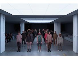 adidas Originals x Kanye West YEEZY SEASON 1 - Runway 82