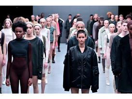 Did you know that Yeezy season 1 streamed to 13 countries and 42 locations?!