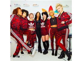 Superstar Experience: Pharrell Williams Surprises Highschool Artists 10